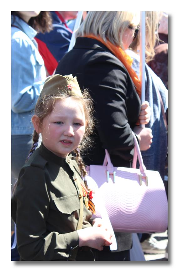 Иркутск 9 мая 2018 фото 4